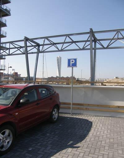 parkering västra hamnen gratis
