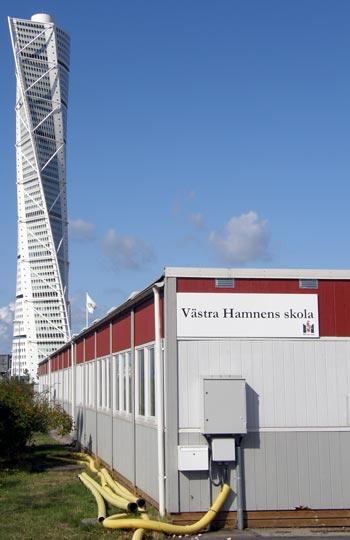 Västra Hamnens skola
