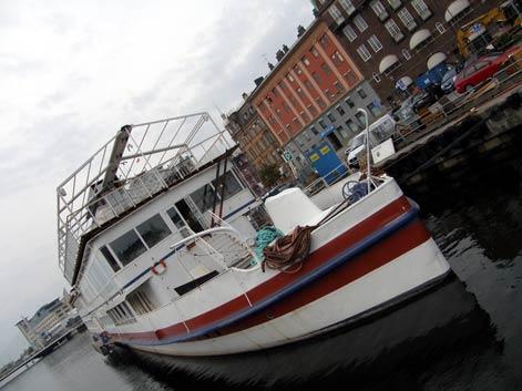 Nöjesbåten Prins Bernhard