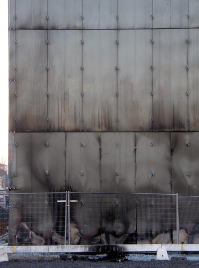 västra hamnen skola brand