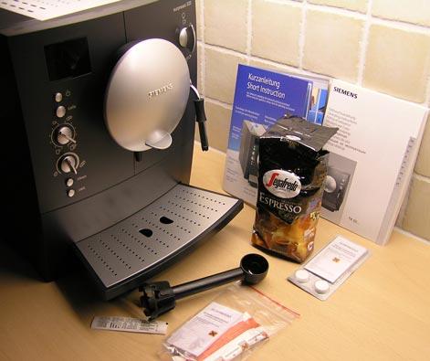 Siemens surpresso s40 reparaturanleitung